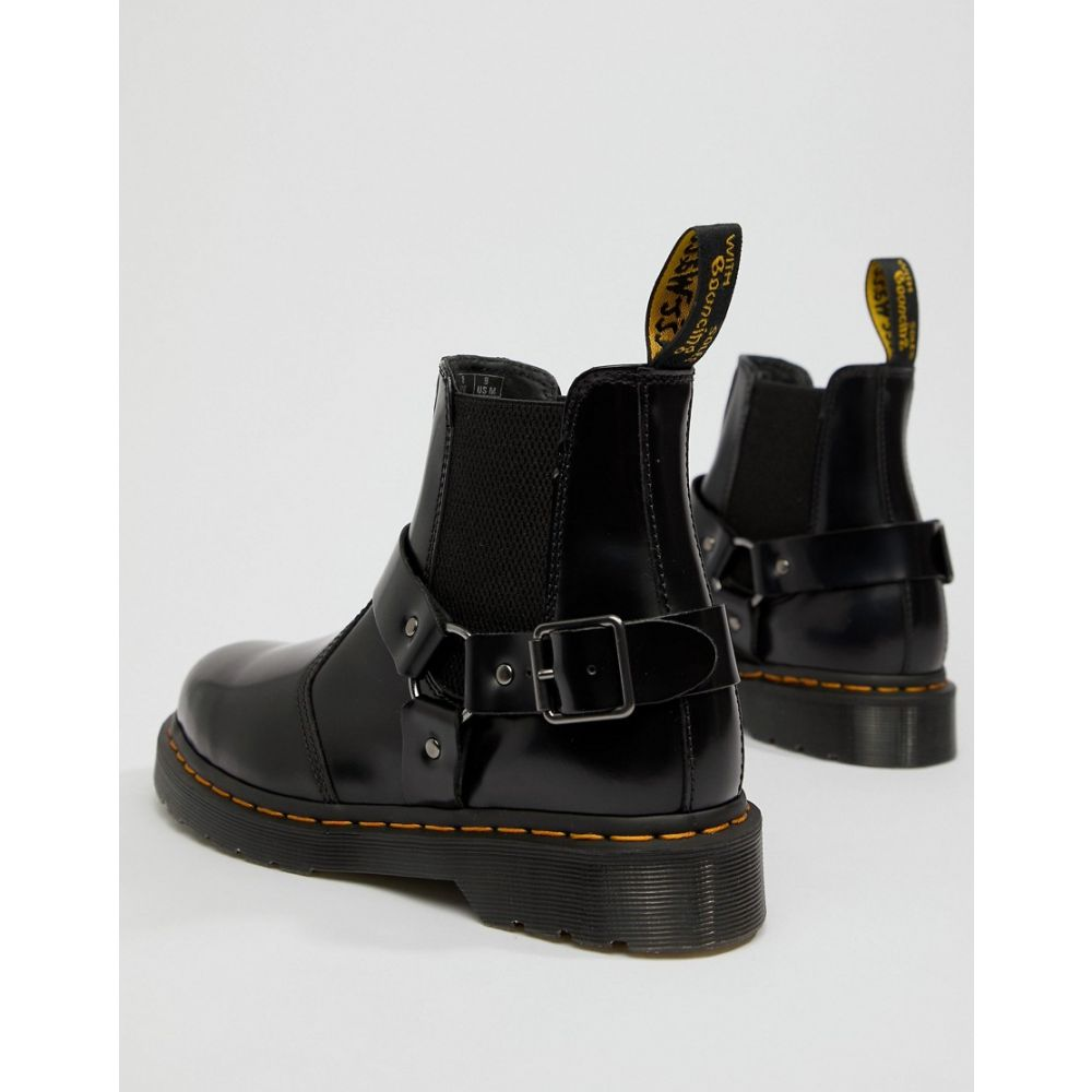 ドクターマーチン Dr Martens メンズ シューズ・靴 ブーツ【Wincox chelsea boots in black】Black