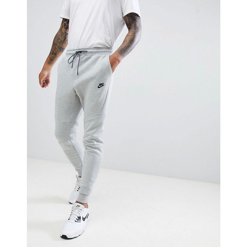 ナイキ Nike メンズ ボトムス・パンツ ジョガーパンツ【Tech Fleece Jogger In Grey 805162-063】Grey