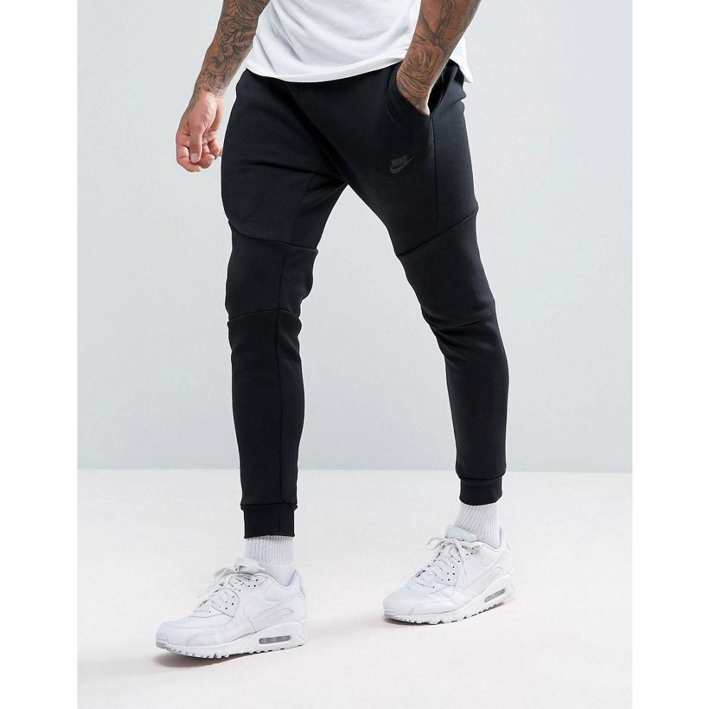 ナイキ Nike メンズ ボトムス・パンツ ジョガーパンツ【tech fleece slim fit joggers in black】Black