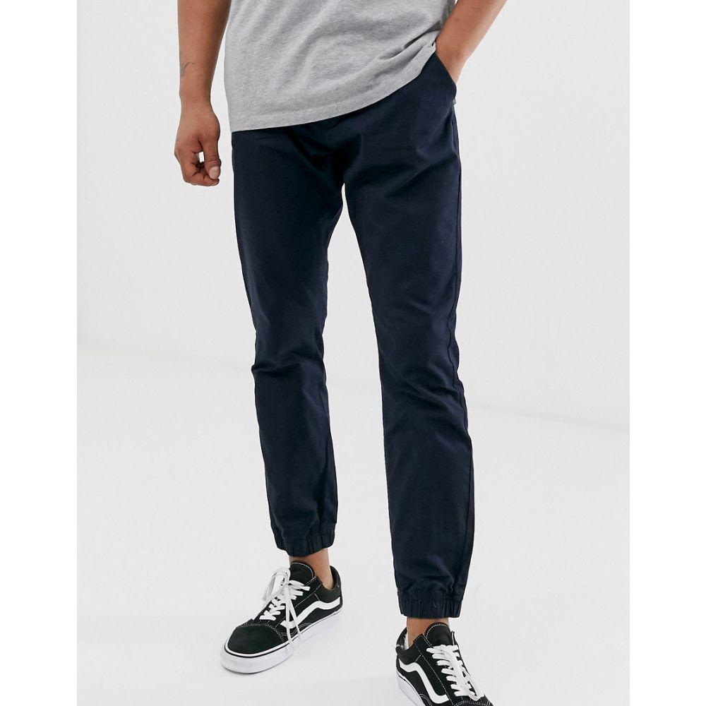 フレンチコネクション French Connection メンズ ボトムス・パンツ チノパン【chino cuff trousers】Marine
