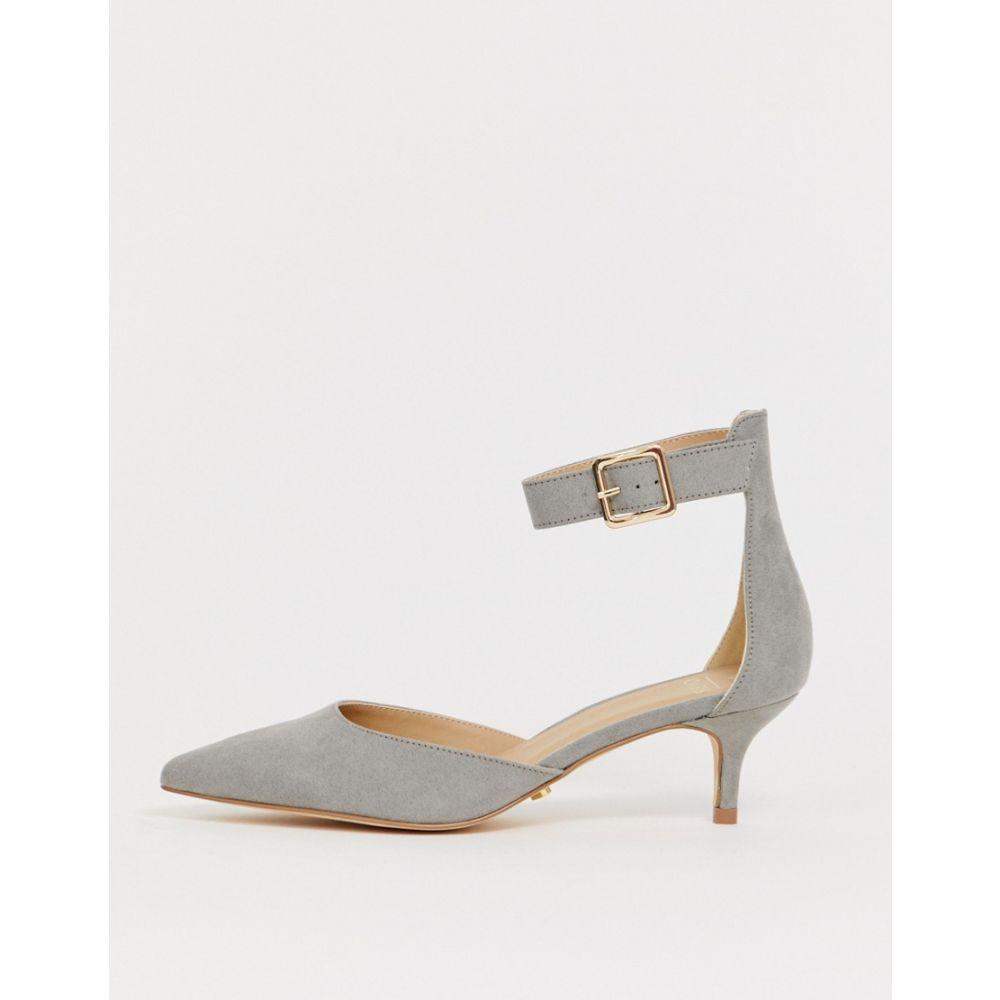 オアシス Oasis レディース シューズ・靴 パンプス【bridesmaid pointed court】Grey