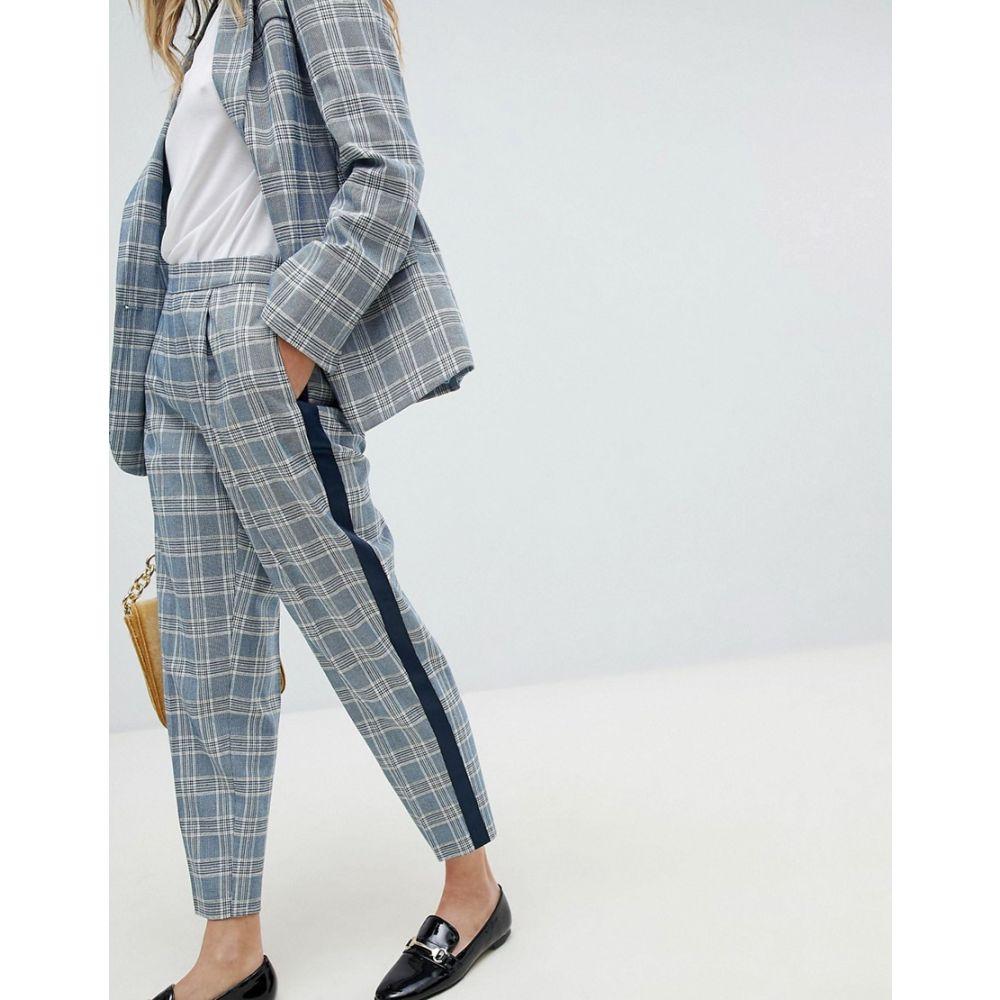 オアシス Oasis レディース ボトムス・パンツ【Check Tailored Trousers】Multi