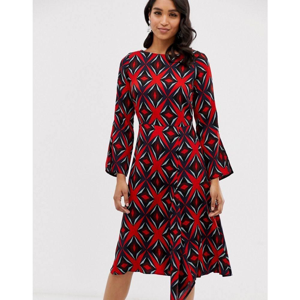 クローゼットロンドン Closet London レディース ワンピース・ドレス ワンピース【Closet a line dress】Red