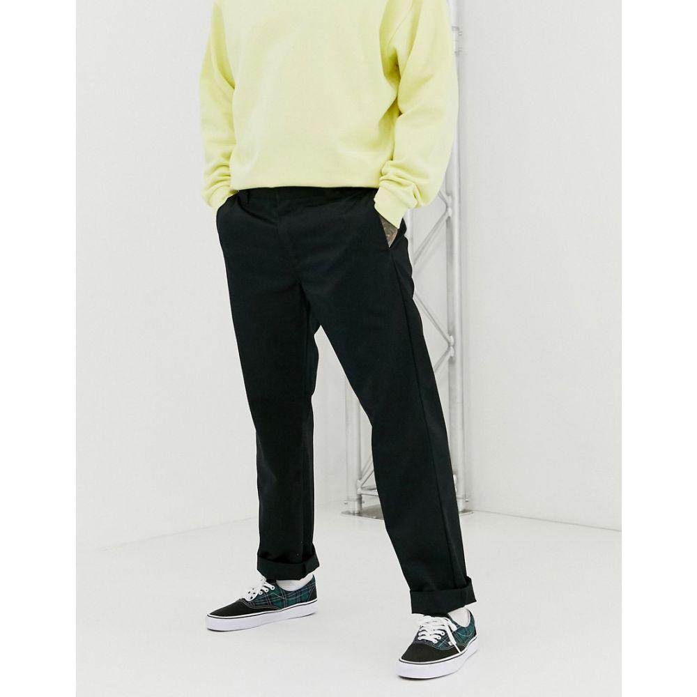 カーハート Carhartt WIP メンズ ボトムス・パンツ【Master pant relaxed tapered fit in black】Black