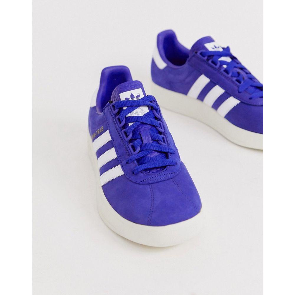 アディダス adidas Originals メンズ シューズ・靴 スニーカー【adidas trimm trab trainer】Blue/white