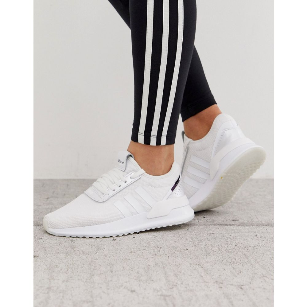 アディダス adidas Originals レディース シューズ・靴 スニーカー【U Path Run trainer in white】Ftwr white