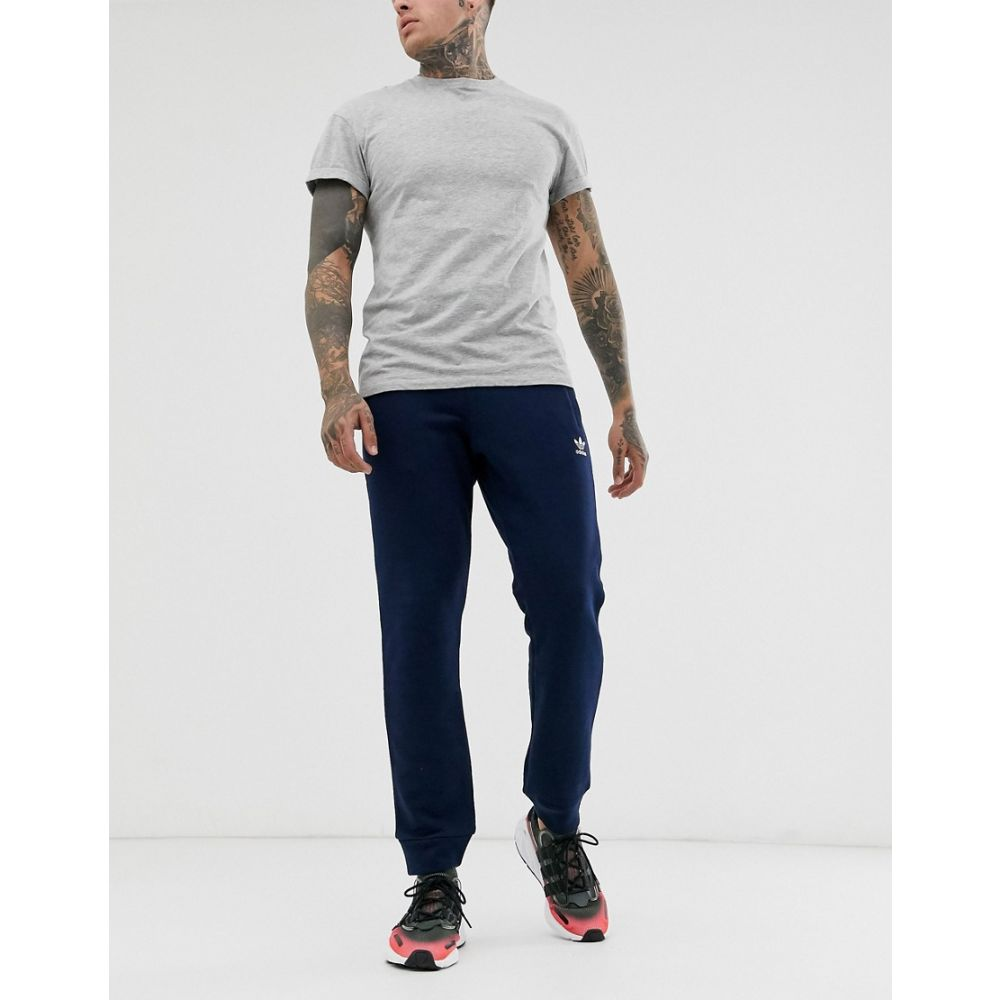 アディダス adidas Originals メンズ ボトムス・パンツ ジョガーパンツ【logo joggers in navy】Navy