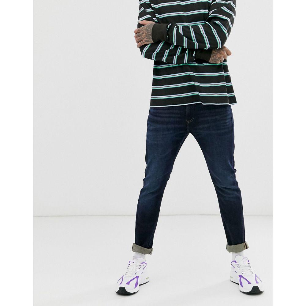 カルバンクライン Calvin Klein Jeans メンズ ジーンズ・デニム ボトムス・パンツ【slim tapered jeans in dark blue wash】Prime blue
