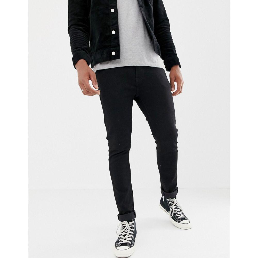 リーバイス Levi's メンズ ジーンズ・デニム ボトムス・パンツ【510 skinny fit standard rise jeans in stylo black wash】Stylo adv