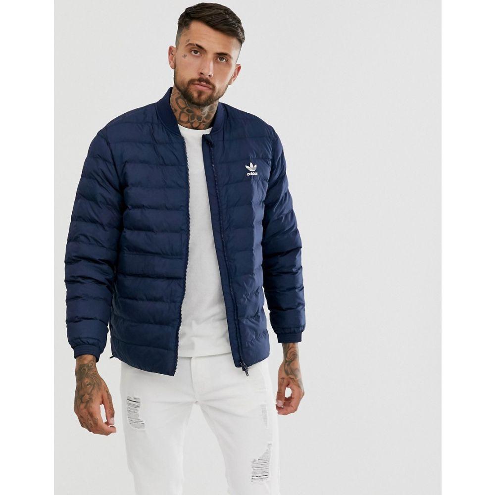 アディダス adidas Originals メンズ ジャケット アウター【outdoor jacket】Navy