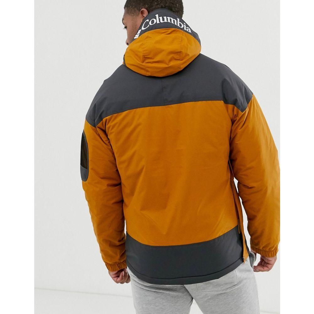 ★大人気商品★ コロンビア Columbia メンズ ジャケット アウター -【challenger pullover jacket コロンビア in brown】Br brown】Br - brown:フェルマート, くすり屋:1e1d08da --- nagari.or.id