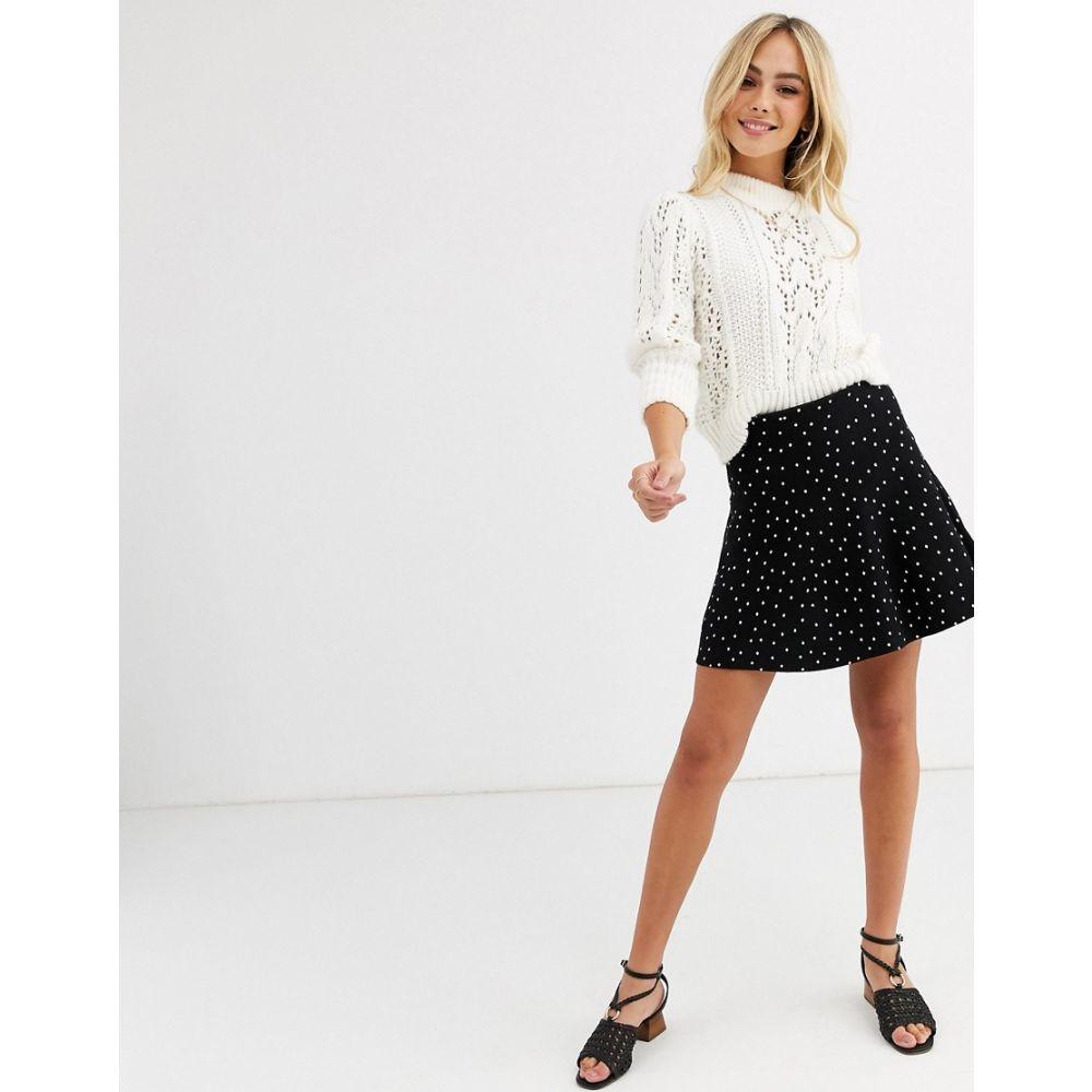 オアシス Oasis レディース ミニスカート スカート【mini skirt in polka dot】Multi