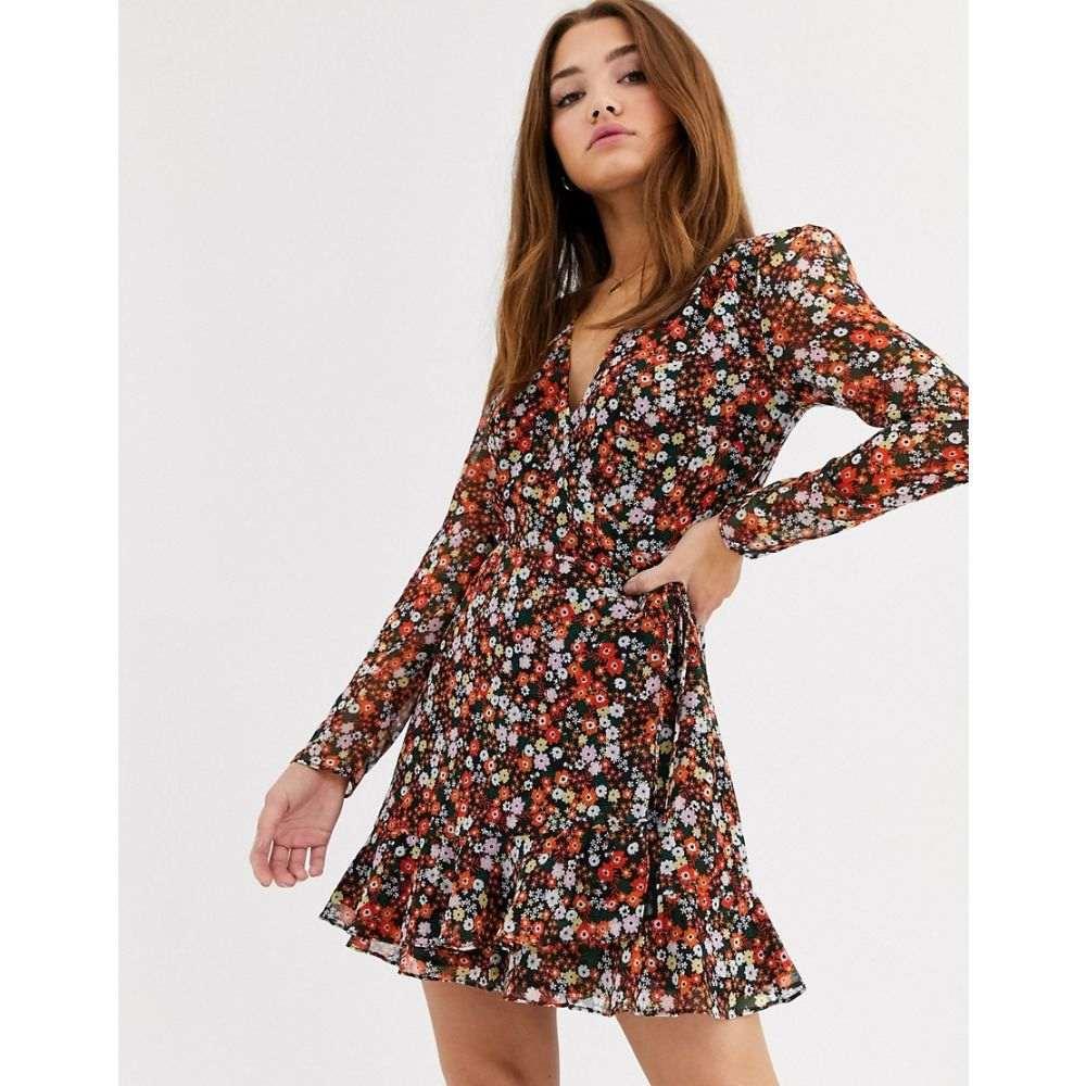 イーストオーダー The East Order レディース ワンピース ワンピース・ドレス【harlie floral print dress】Passiona floral