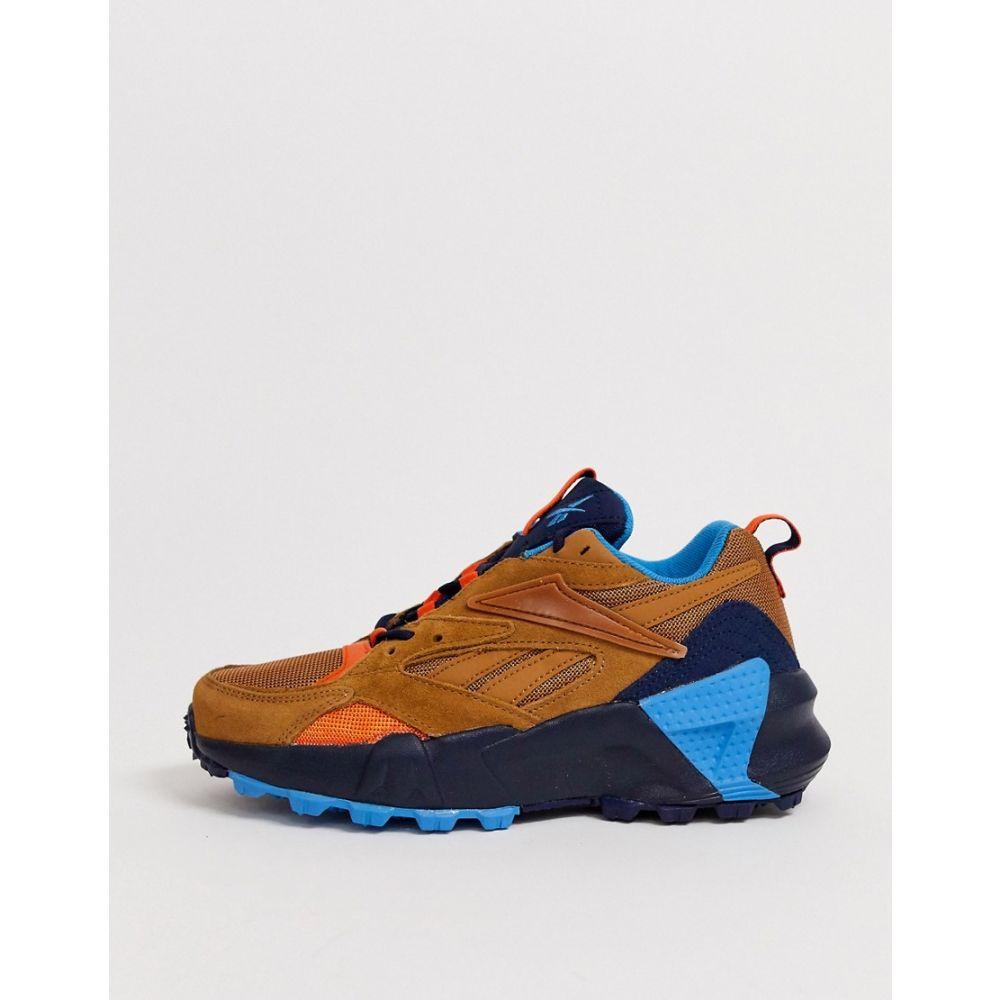 リーボック Reebok レディース スニーカー シューズ・靴【aztrek double trail shoe in sahara】Wild brown