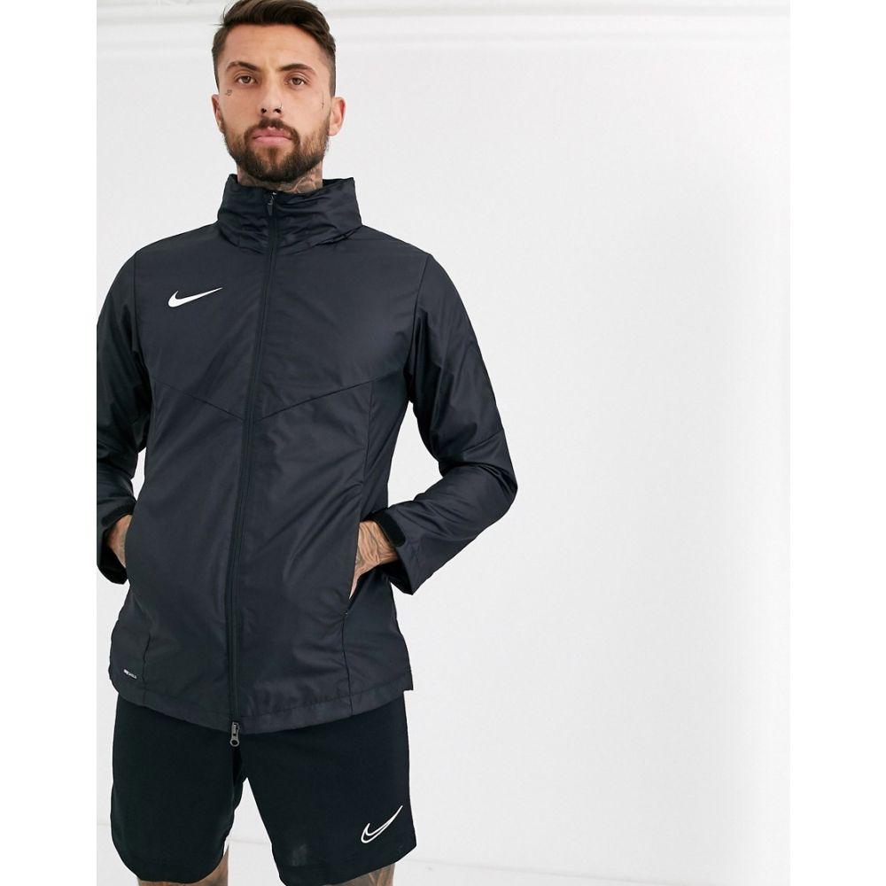 ナイキ Nike Football メンズ ジャケット アウター【academy hooded jacket in black】Black