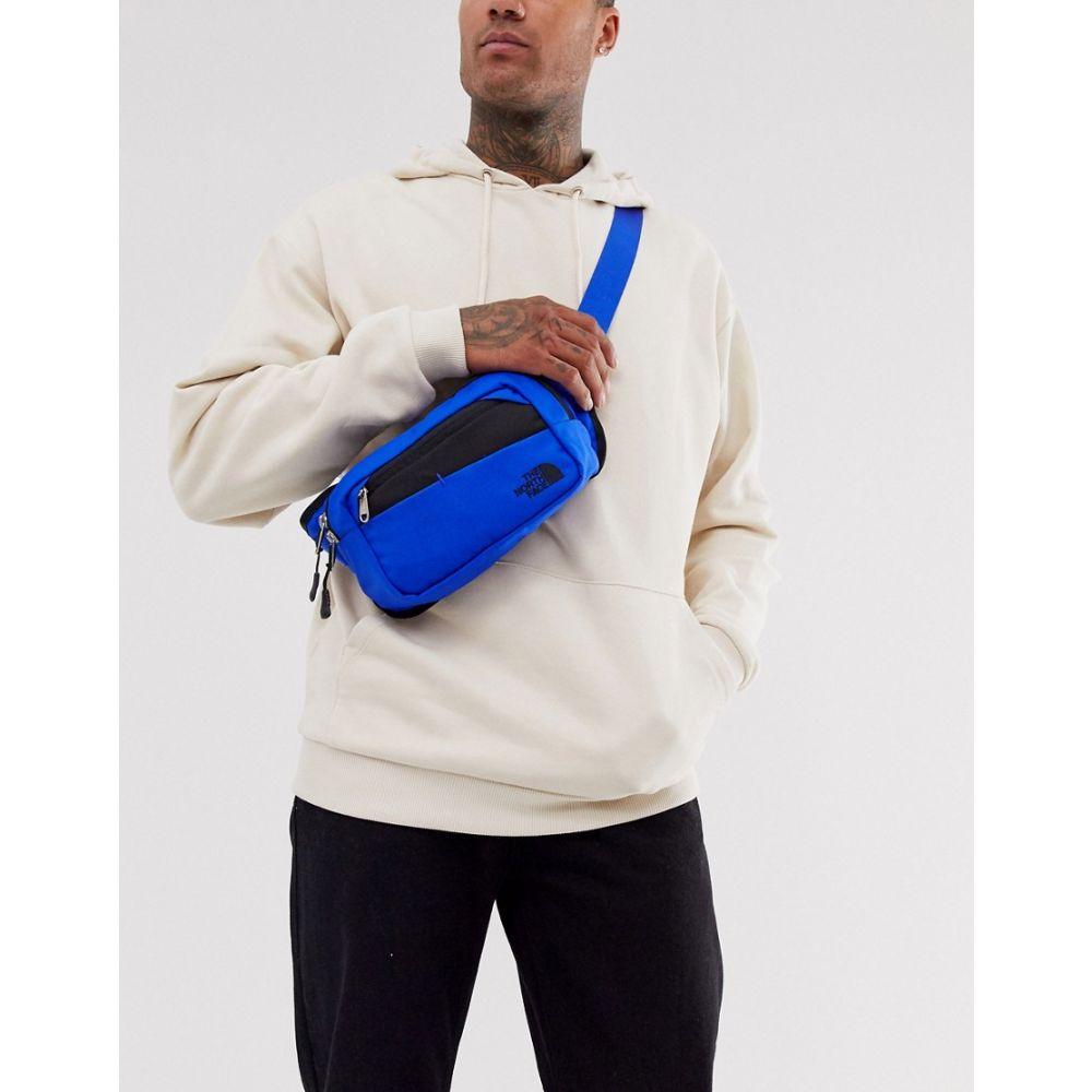 ザ ノースフェイス The North Face メンズ ボディバッグ・ウエストポーチ バッグ【bozer bum bag in blue/black】Blue