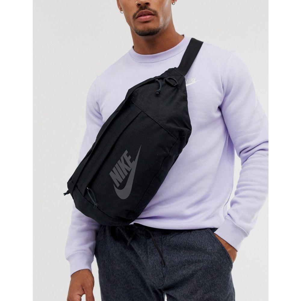 ナイキ Nike メンズ ボディバッグ・ウエストポーチ バッグ【large tech bum bag in black】Black