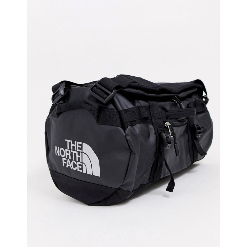 ザ ノースフェイス The North Face メンズ ボストンバッグ・ダッフルバッグ バッグ【base camp duffel bag extra small 31 litres in black】Tnf black