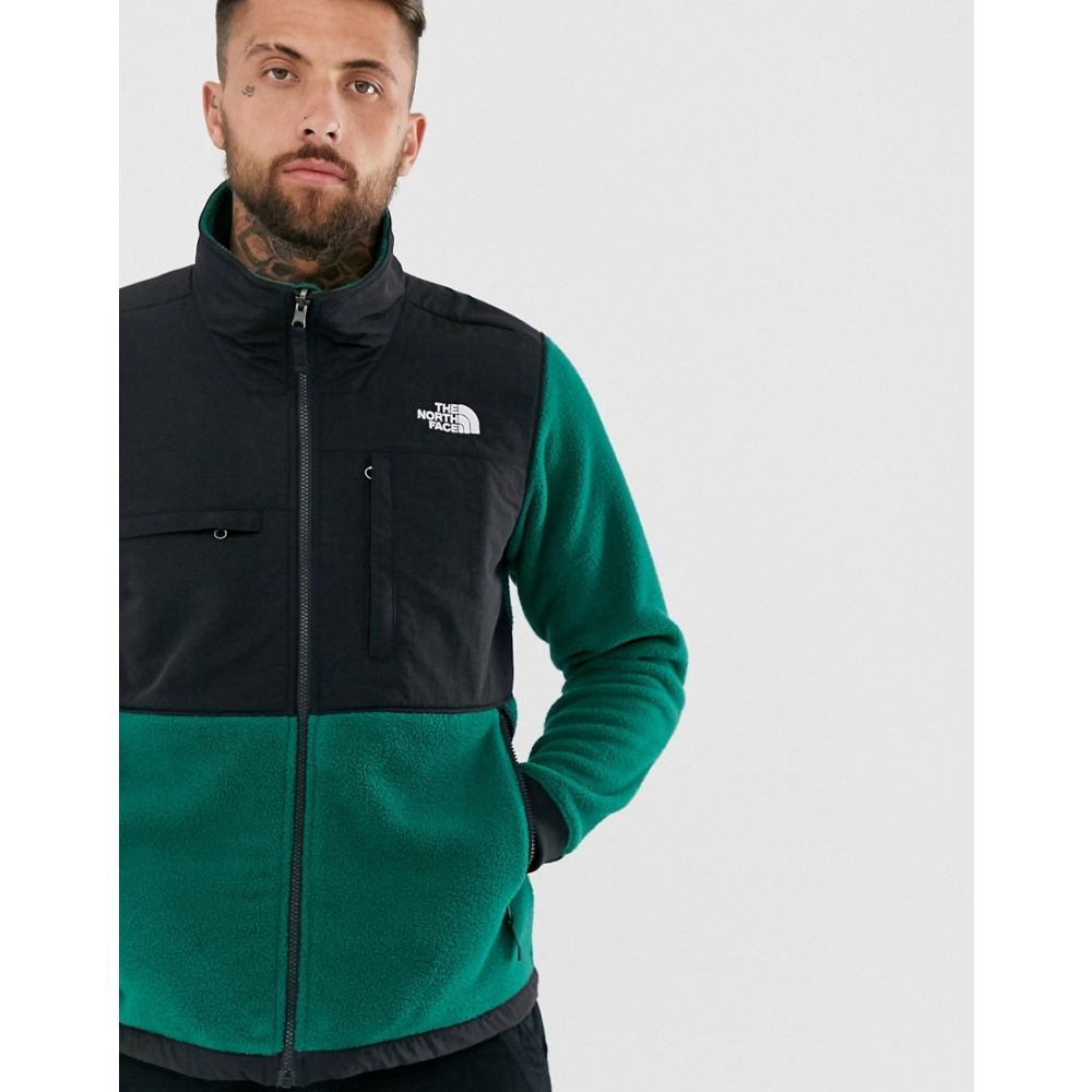 ザ ノースフェイス The North Face メンズ ジャケット アウター【denali jacket in night green】Green