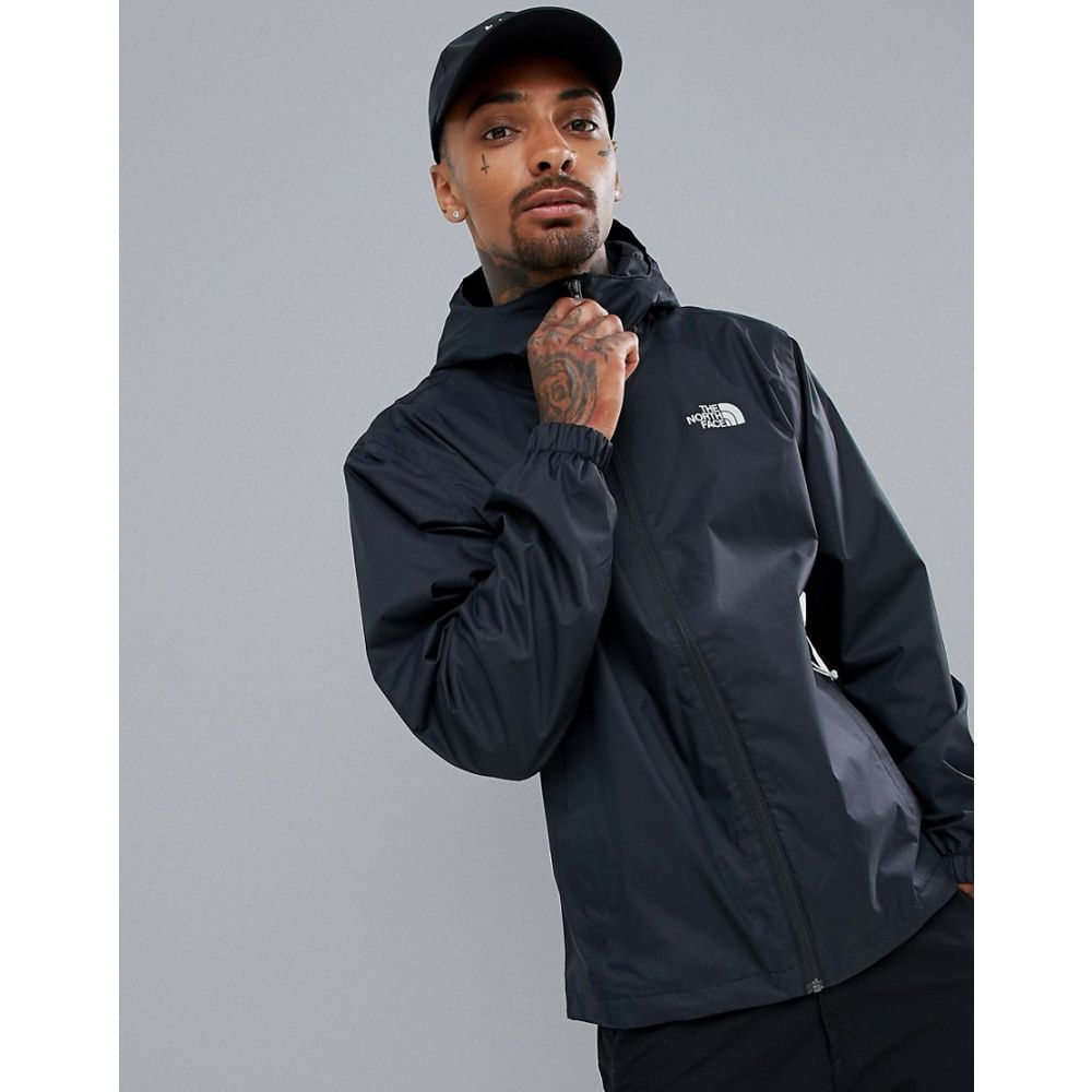 ザ ノースフェイス The North Face メンズ ジャケット アウター【quest jacket in black】Black