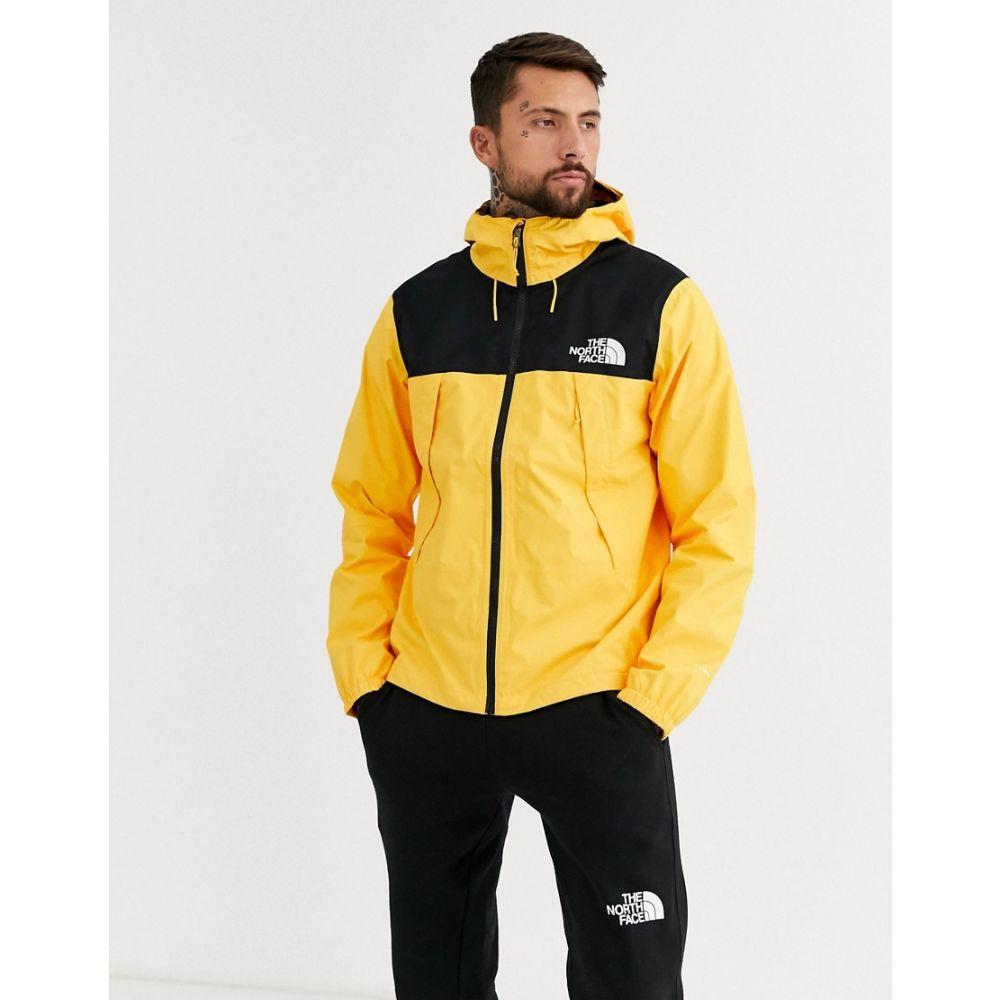 ザ ノースフェイス The North Face メンズ ジャケット マウンテンジャケット アウター【1990 mountain q jacket in yellow】Yellow