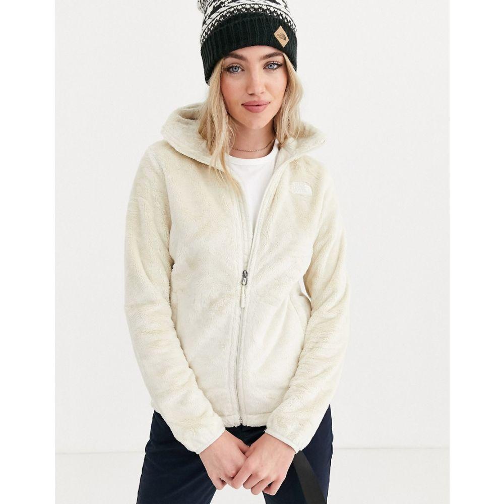 ザ ノースフェイス The North Face レディース ジャケット アウター【osito jacket in white】White