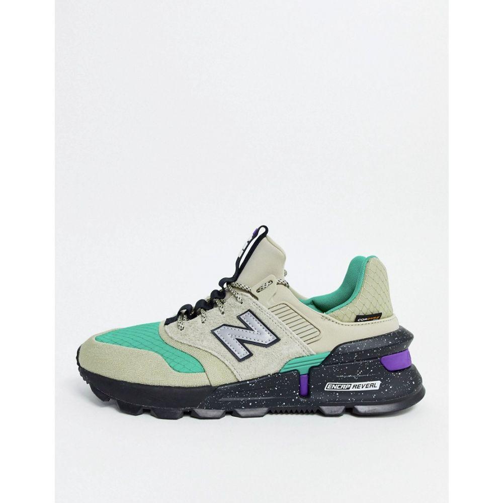 ニューバランス New Balance メンズ スニーカー シューズ・靴【997S trainers in stone】Stone