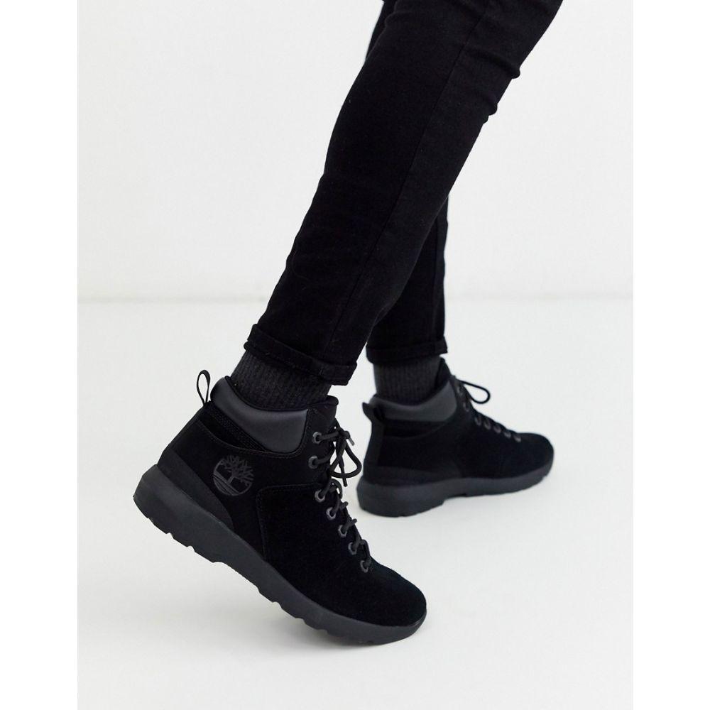 ティンバーランド Timberland メンズ ハイキング・登山 ブーツ シューズ・靴【Westford hiker boots in black】Black