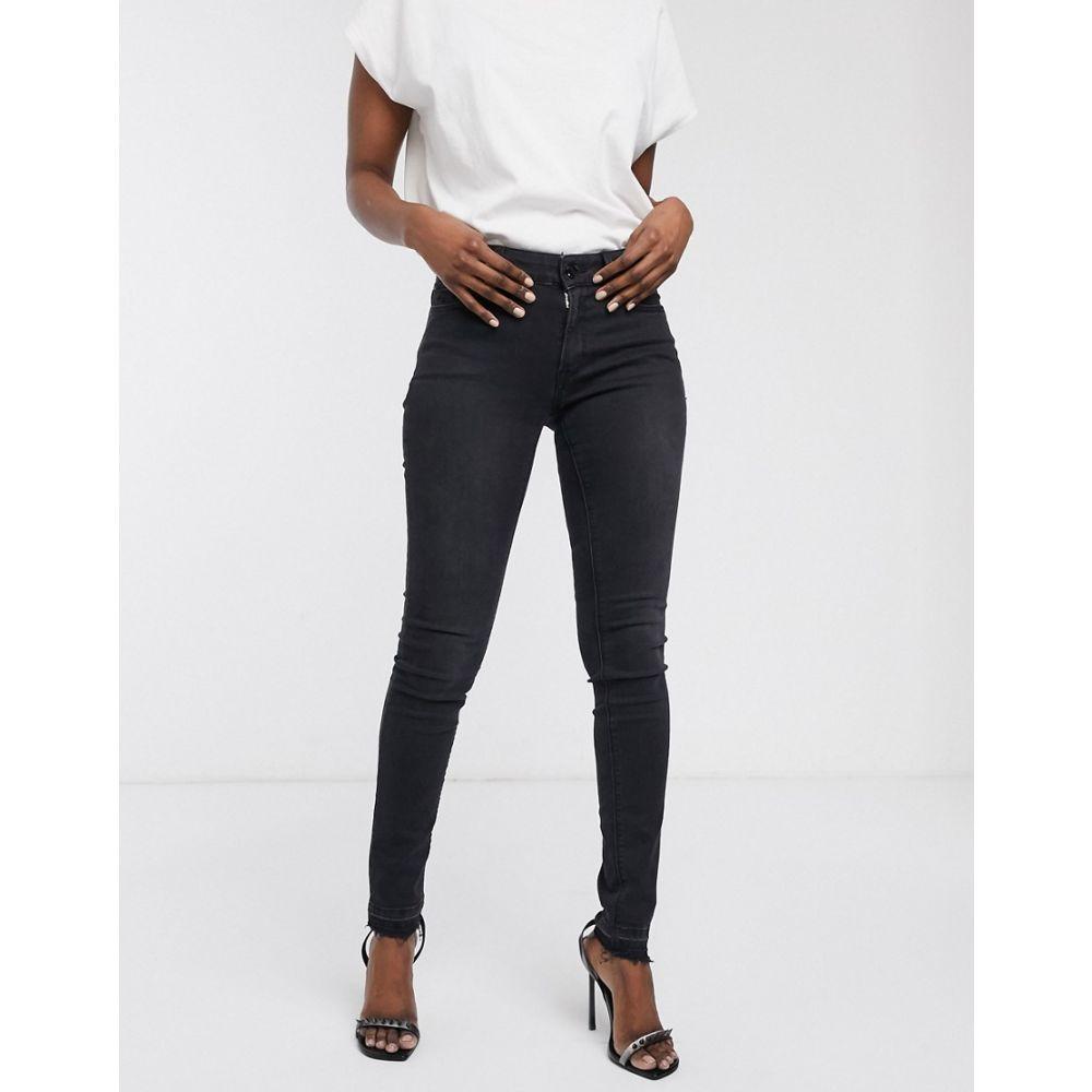 リプレイ Replay レディース ジーンズ・デニム ボトムス・パンツ【super skinny high waist Jeans】Washed grey