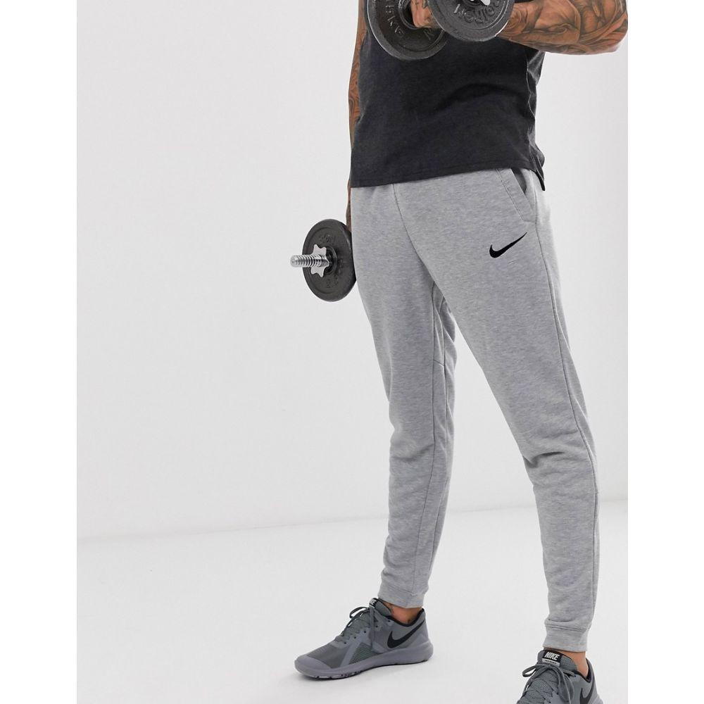 ナイキ Nike Training メンズ ジョガーパンツ ボトムス・パンツ【tapered joggers in grey】Grey