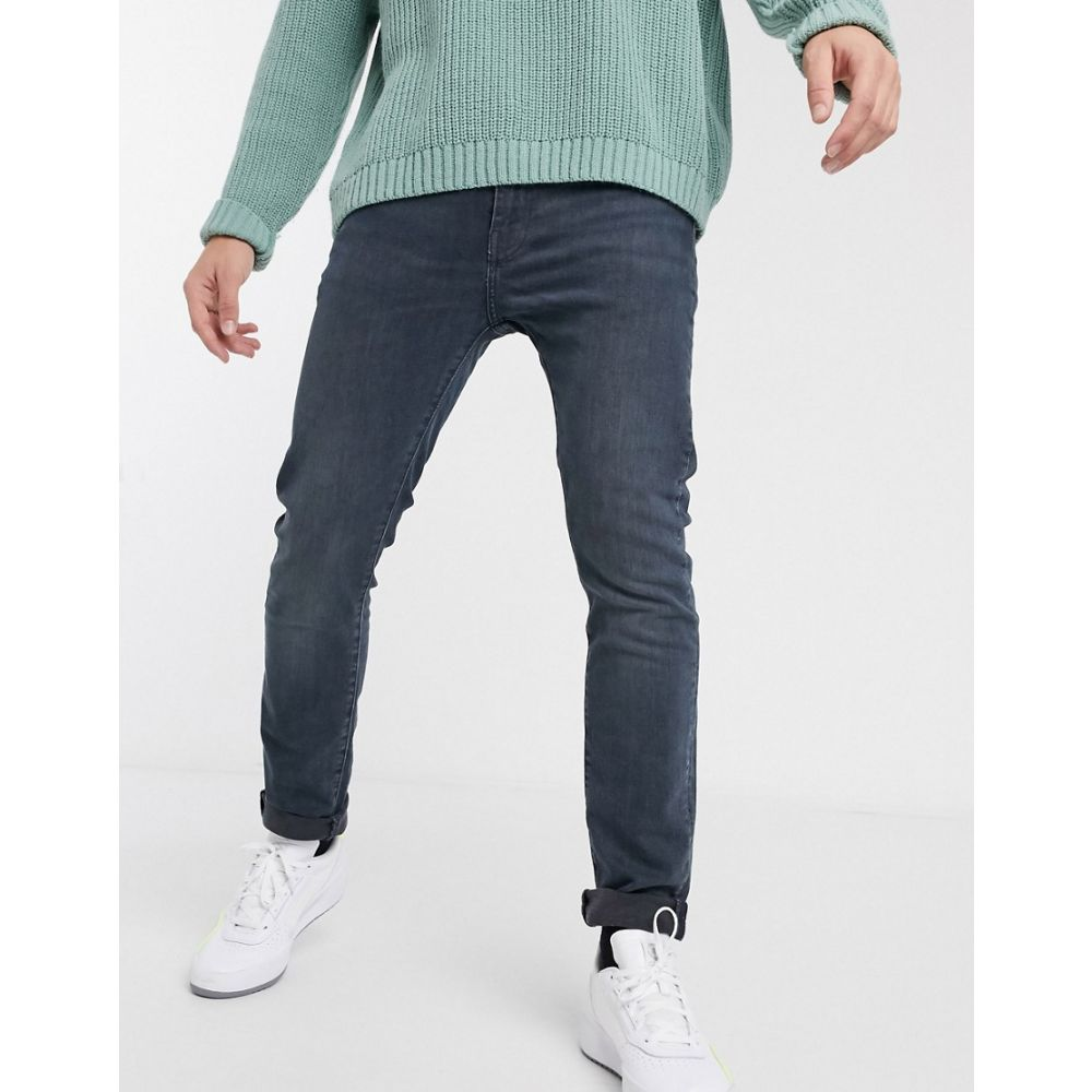 リーバイス Levi's メンズ ジーンズ・デニム ボトムス・パンツ【510 skinny fit standard rise jeans in ivy advanced mid wash】Ivy advanced mid was