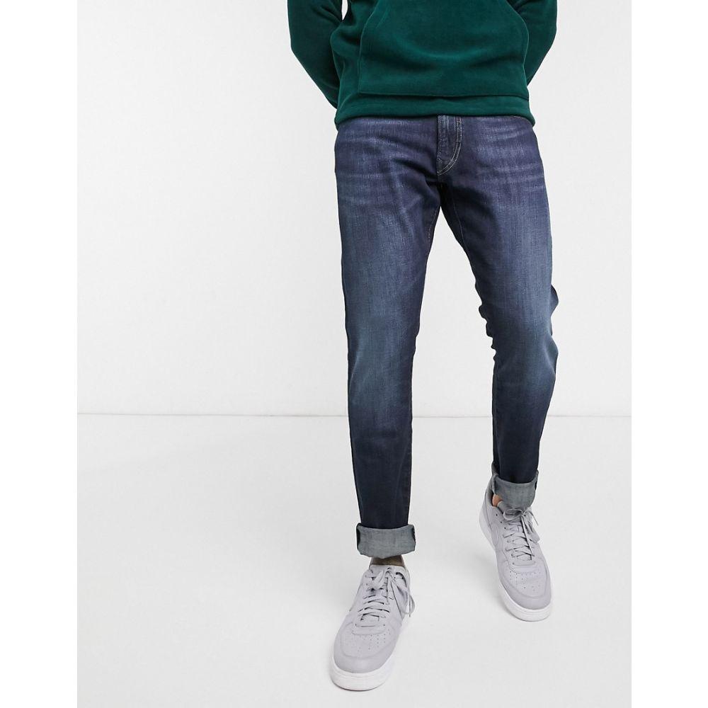 ラルフ ローレン Polo Ralph Lauren メンズ ジーンズ・デニム ボトムス・パンツ【Sullivan stretch slim fit jeans in dark vintage wash】Murphy dark wash