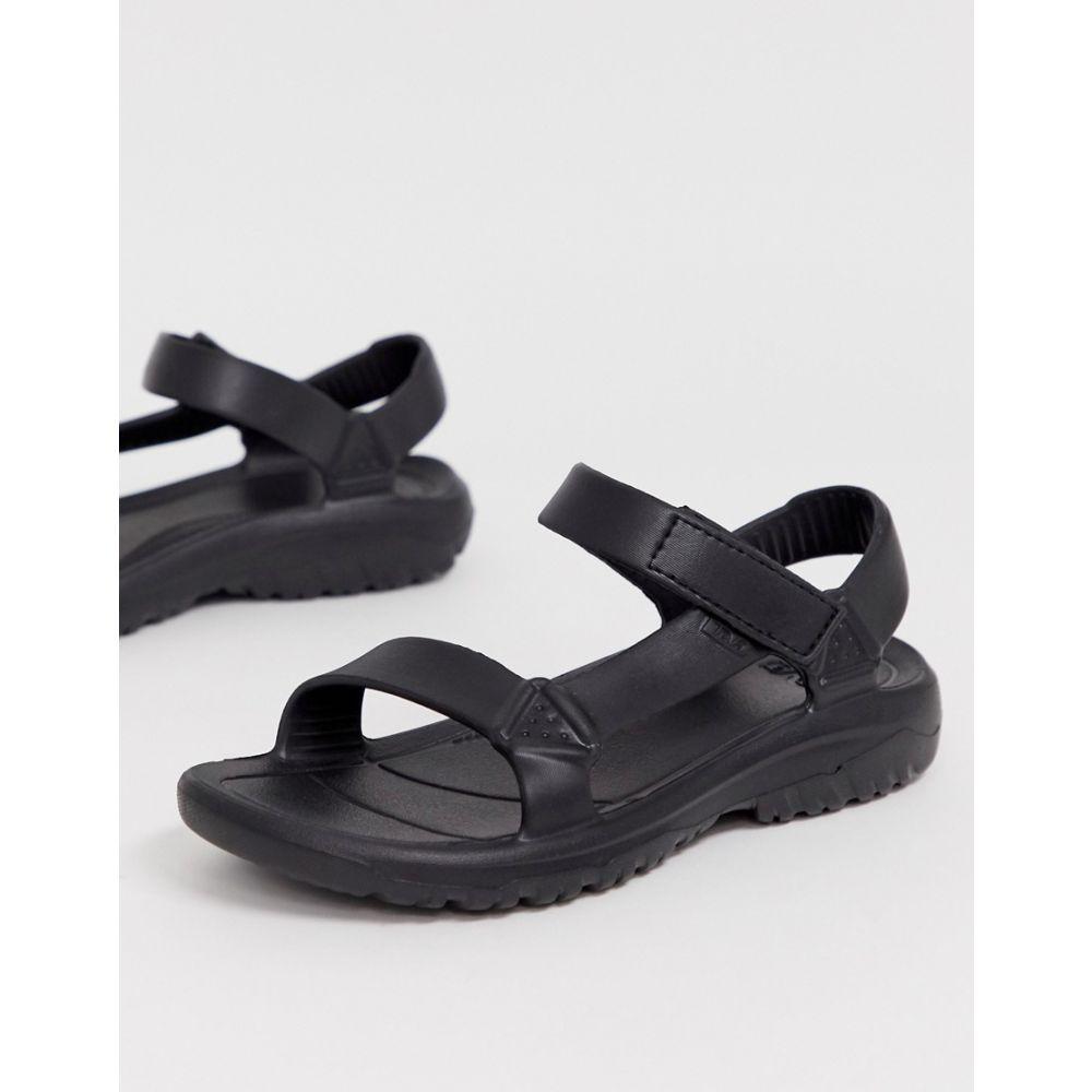 テバ Teva メンズ サンダル シューズ・靴【Hurricane Drift EVA sandals in black】Black