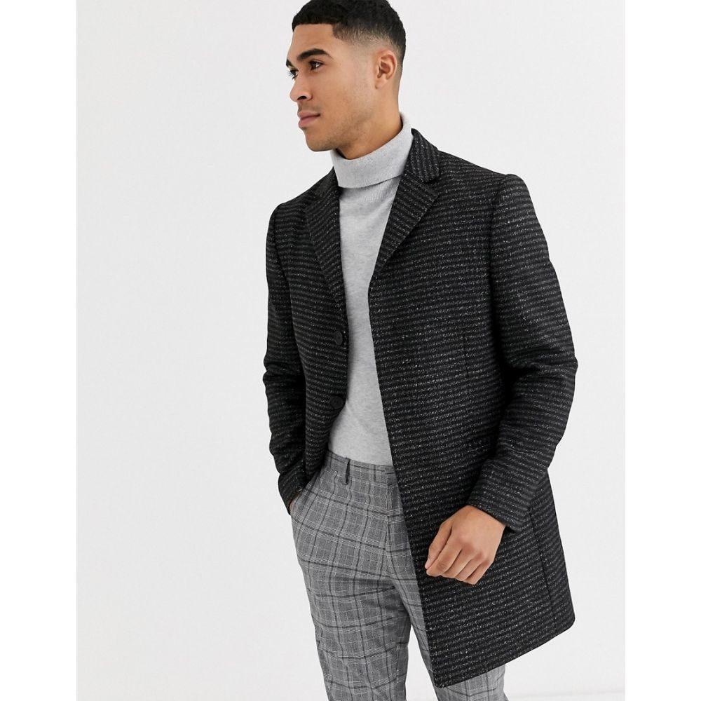 ルーディー RUDIE メンズ コート アウター【Rudie premium wool blend overcoat】Grey