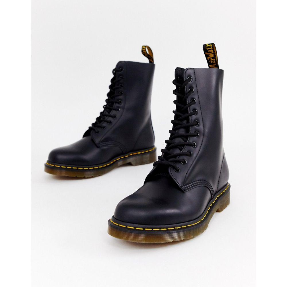 ドクターマーチン Dr Martens メンズ ブーツ シューズ・靴【1490 10-eye boots in black】Black