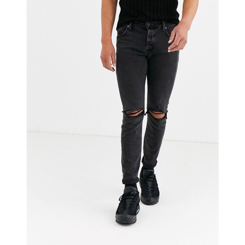 ニュー Neuw メンズ ジーンズ・デニム ボトムス・パンツ【Iggu skinny jeans】Black