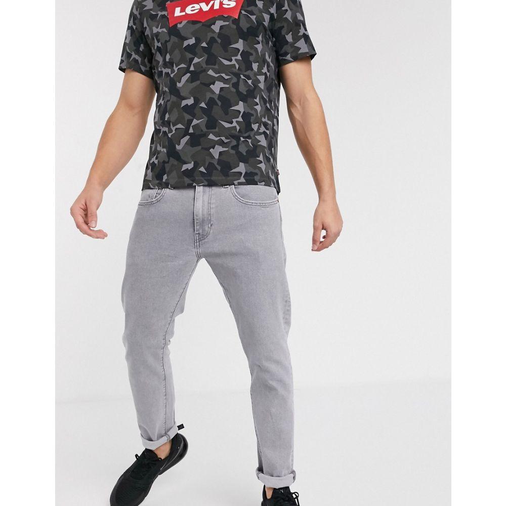 リーバイス Levi's メンズ ジーンズ・デニム ボトムス・パンツ【512 slim tapered fit jeans in steel grey stonewash】Steel grey stonewash