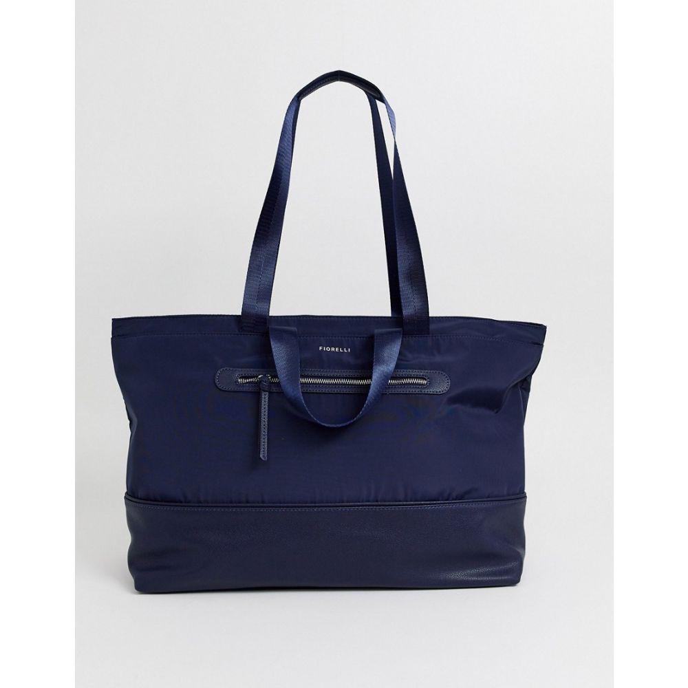 フィオレッリ Fiorelli レディース ショルダーバッグ バッグ【Becca shoulder bag in navy】Navy