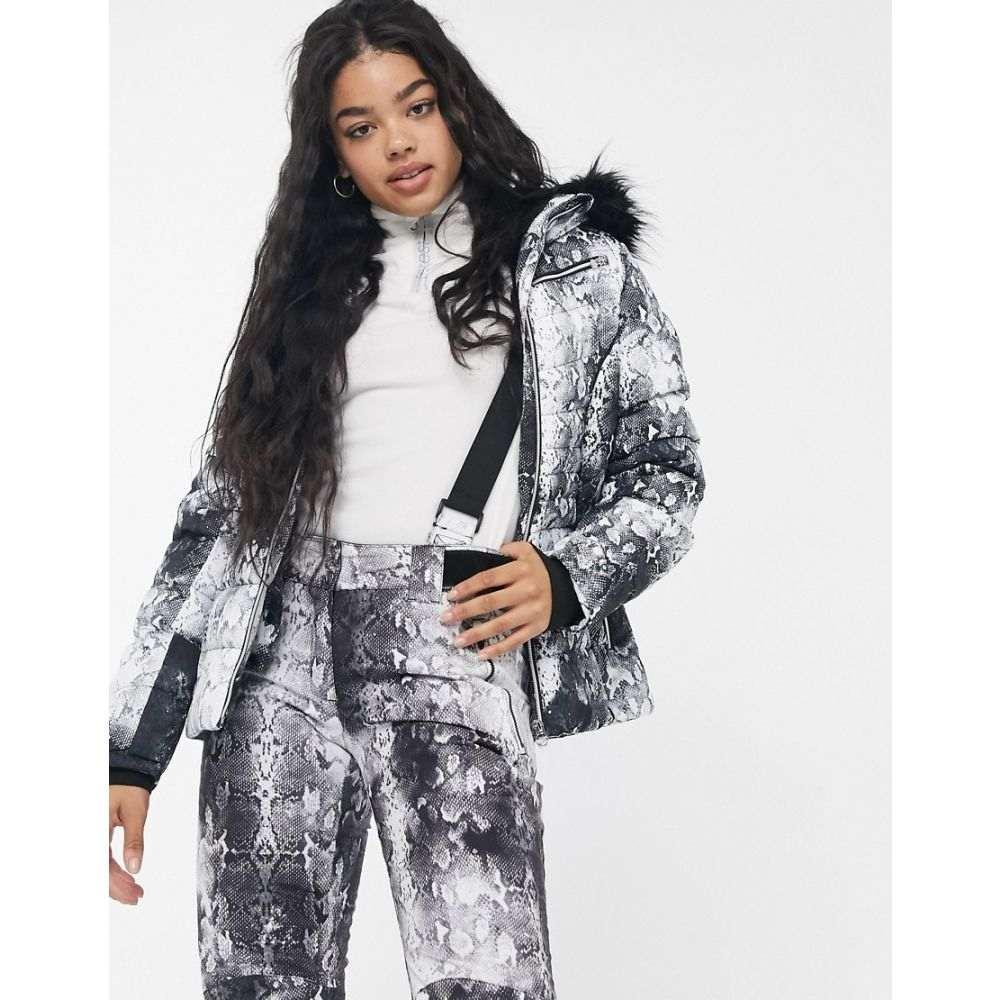 デア トゥビー Dare 2b レディース ジャケット アウター【Dare2b Glamorise jacket in black】Monochrome