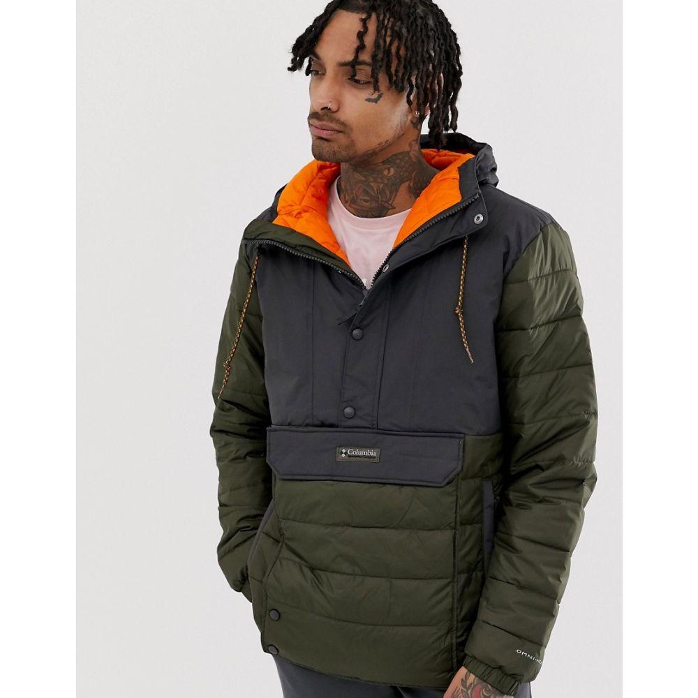 コロンビア Columbia メンズ ジャケット アウター【Norwester II Jacket In Khaki】Black
