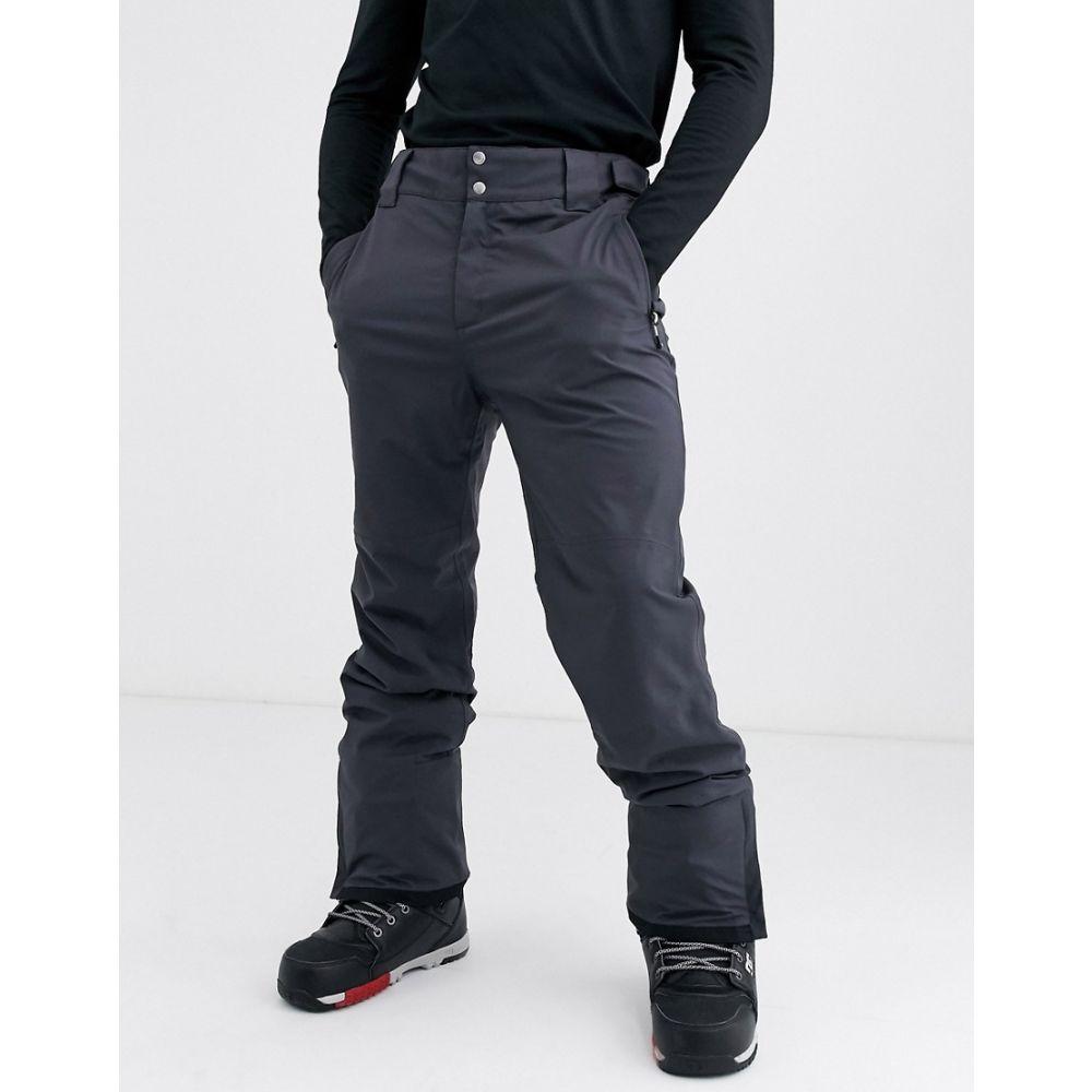 デア トゥビー Dare 2b メンズ スキー・スノーボード ボトムス・パンツ【Ski Achieve pant in grey】Ebony grey