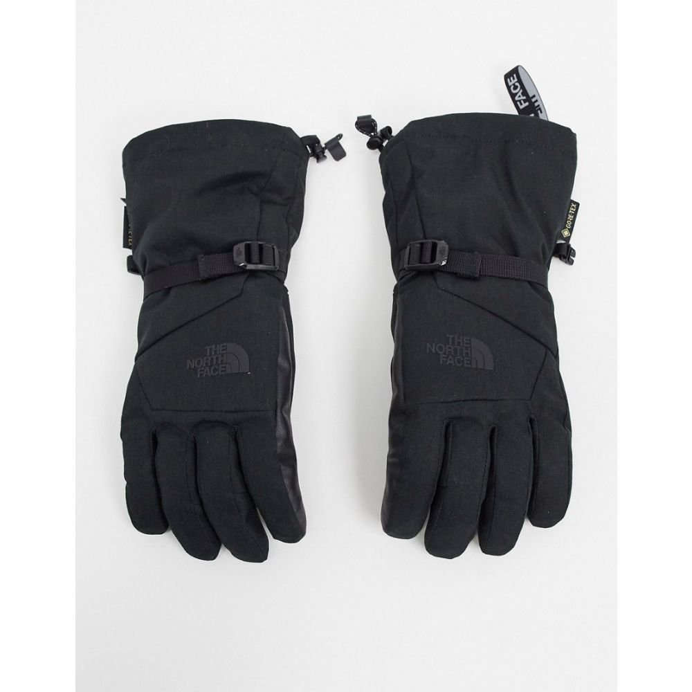 ザ ノースフェイス The North Face レディース 手袋・グローブ 【Montanna Goretex glove in black】Black