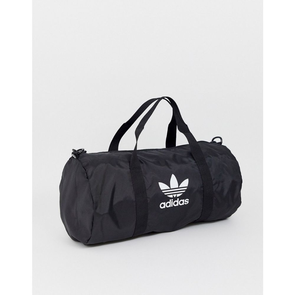 アディダス adidas Originals メンズ ボストンバッグ・ダッフルバッグ バッグ【duffle bag in black】Black