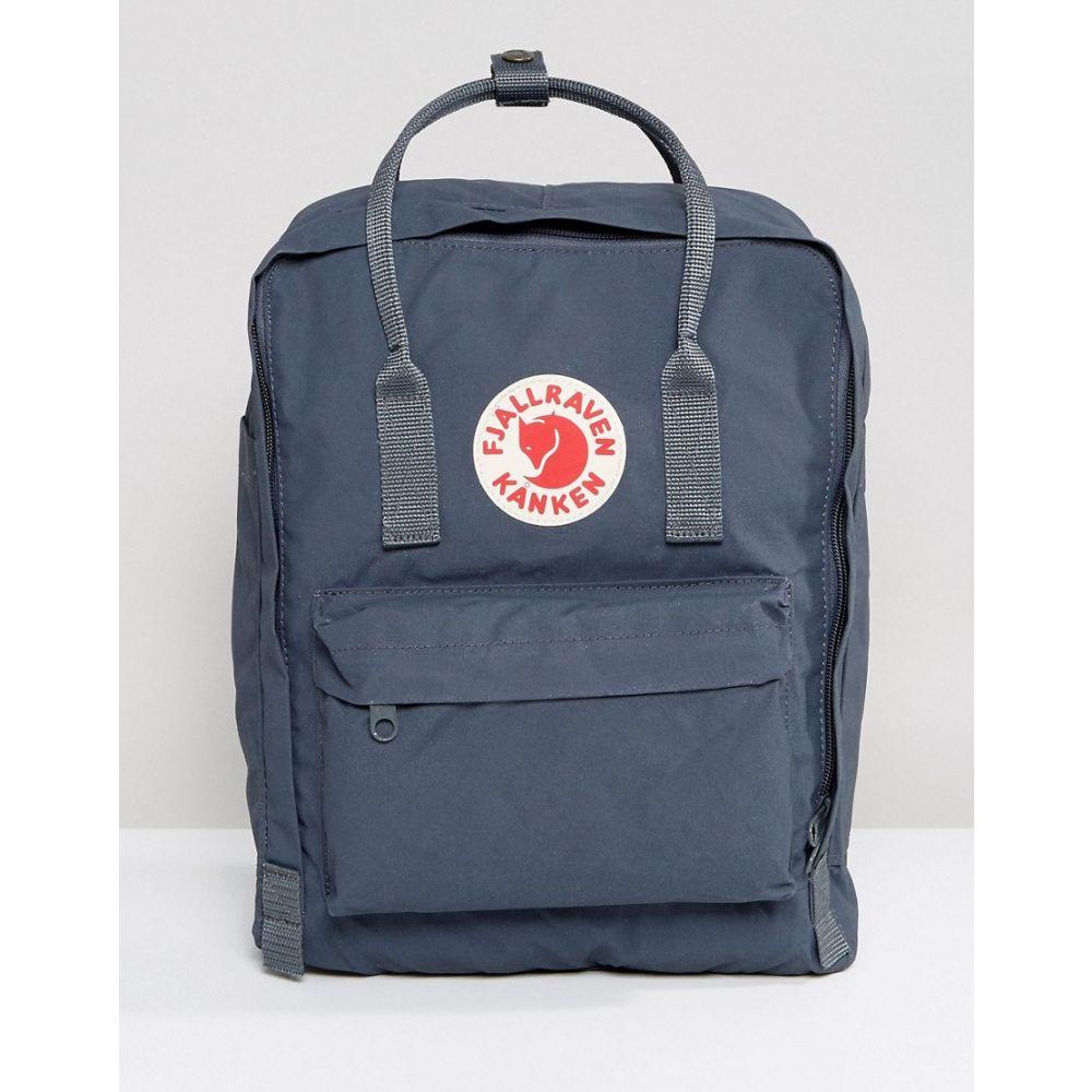 フェールラーベン Fjallraven レディース バックパック・リュック カンケン バッグ【Classic Kanken Backpack in Graphite】Graphite
