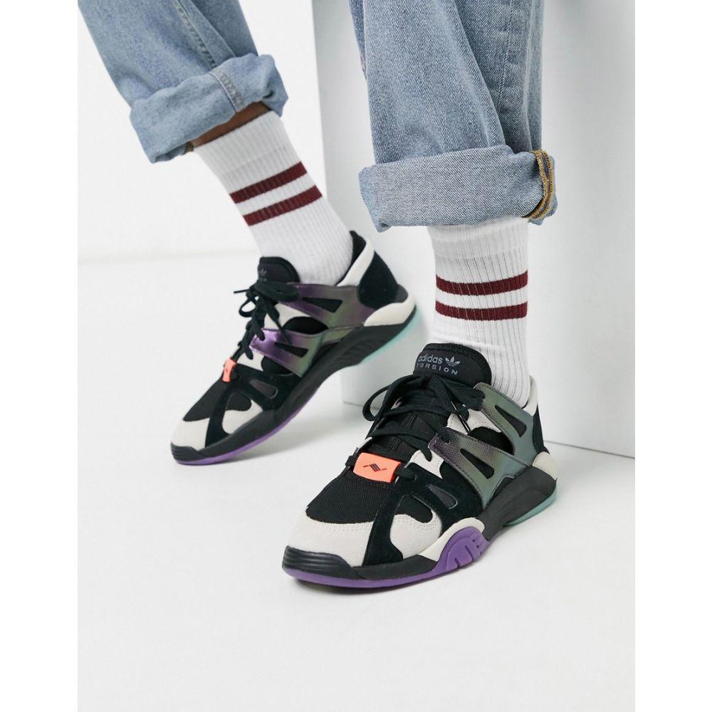 アディダス adidas Originals メンズ スニーカー シューズ・靴【adidas Diion trainer】Black
