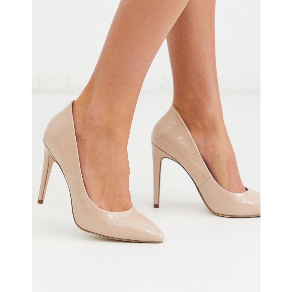 ミス ケージー Miss KG レディース パンプス シューズ・靴【high pointed court shoes】Beige
