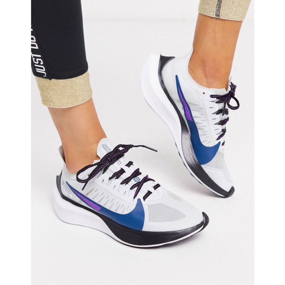 ナイキ Nike Running レディース ランニング・ウォーキング シューズ・靴【Zoom Gravity in grey】Grey