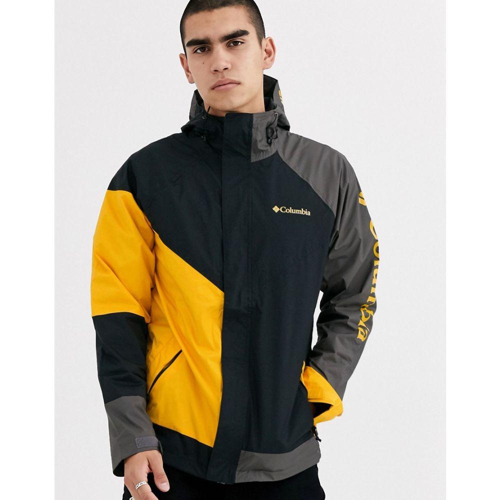 コロンビア Columbia メンズ ジャケット アウター【windell park jacket in black】Black/stinger