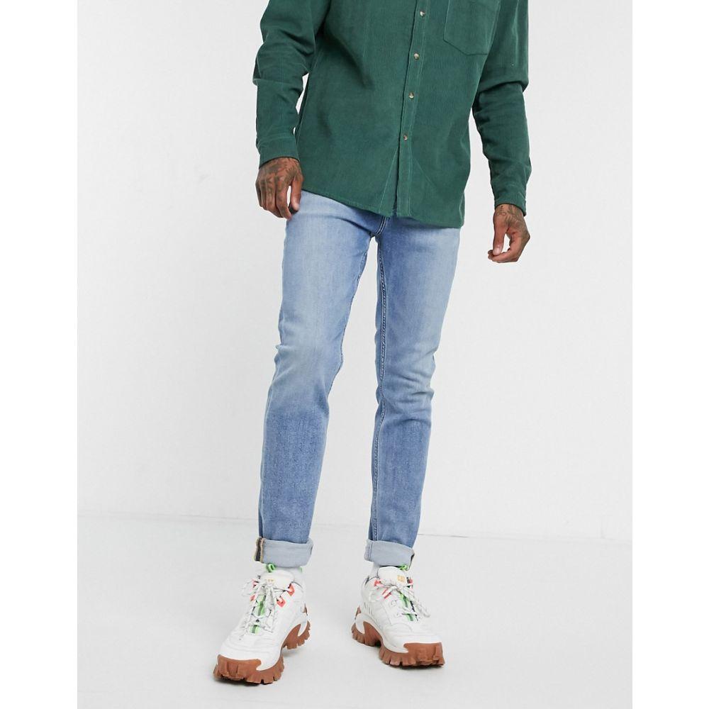 カルバンクライン Calvin Klein Jeans メンズ ジーンズ・デニム ボトムス・パンツ【slim tapered jeans in mid wash】Mid blue