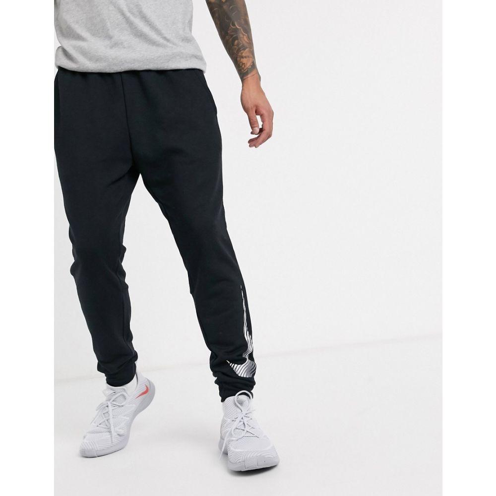 ナイキ Nike Training メンズ ジョガーパンツ ドライフィット ボトムス・パンツ【Dri-Fit tapered joggers in black】Black